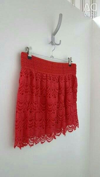 Coral skirt, new