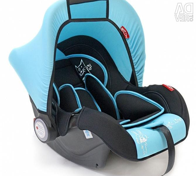 Baby car seat Miracle 0 - 13 kg