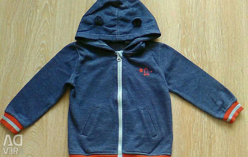 Kids sweater, height 98 cm