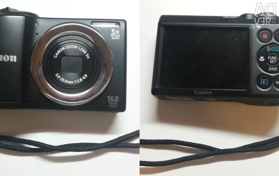 Kompakt kamera