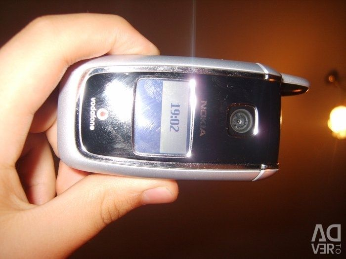 Nokia 6101, fully functional, without charger