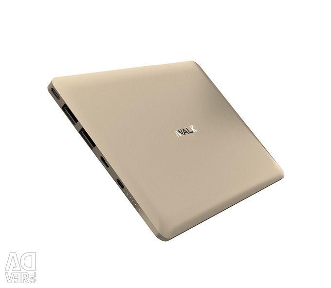 IWALK Chic Powerbank for Macbook and USB 20000mAh