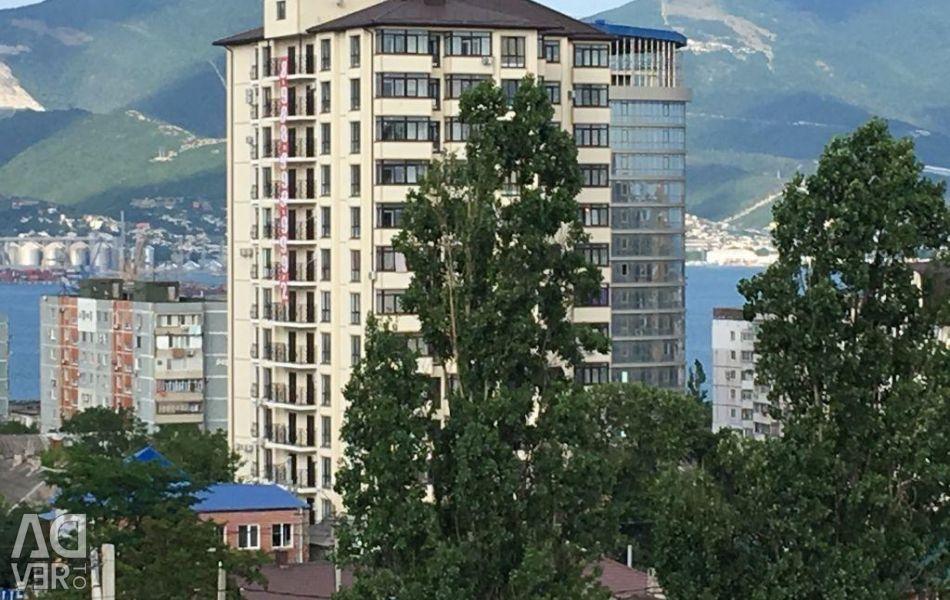 Apartament, 1 cameră, 47,2 m²