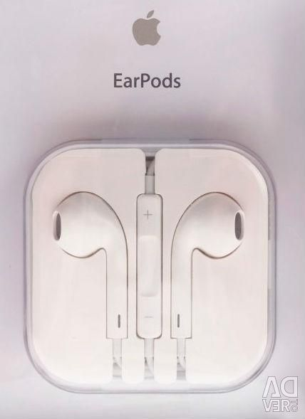 Apple EarPods Headphones (3.5 mm) Original