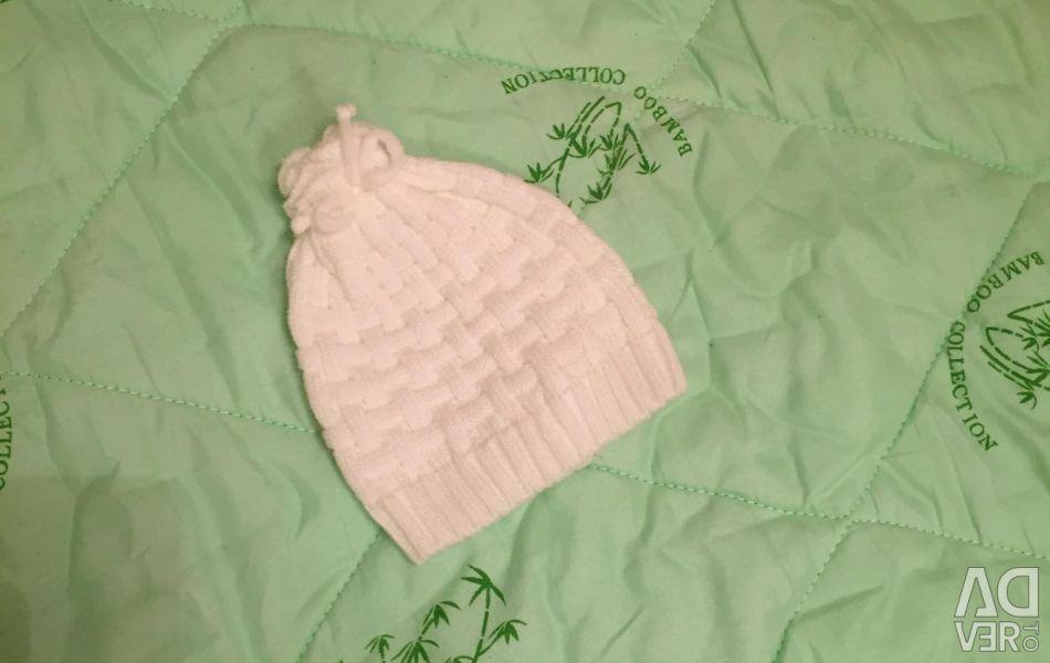 Örme şapka