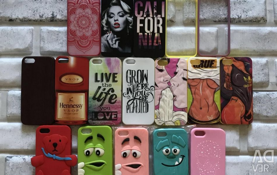 Cases for iPhone 5,5s