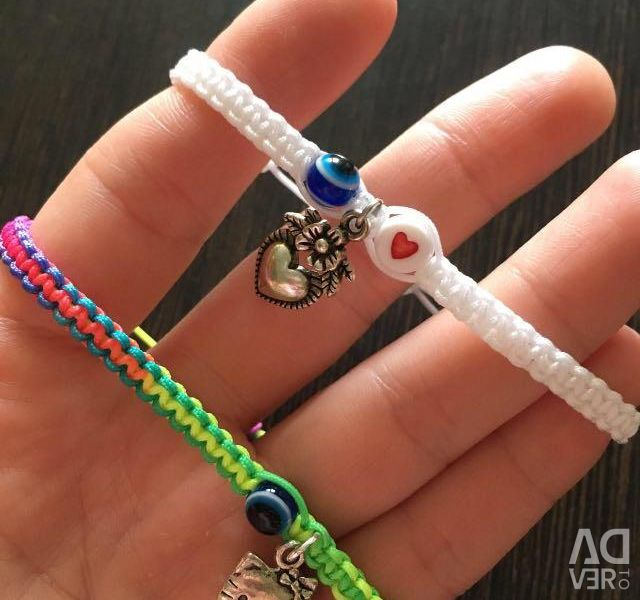 Custom Braided Bracelets