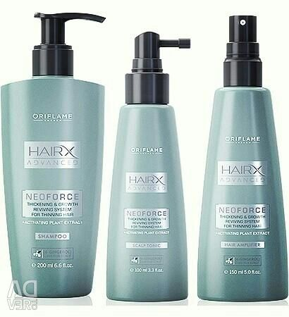 Oriflame Elegant set against hair loss