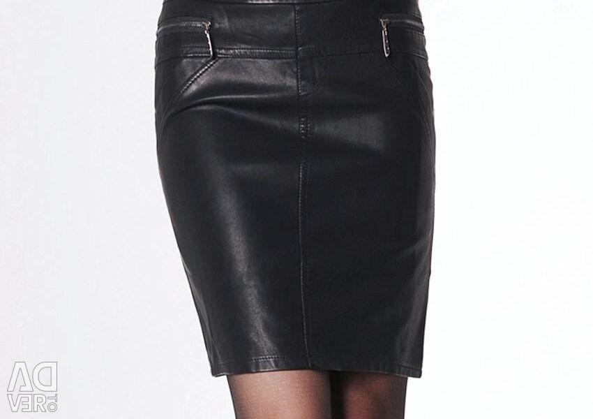 Νέα φούστα κάτω από το μέγεθος του δέρματος 50/52
