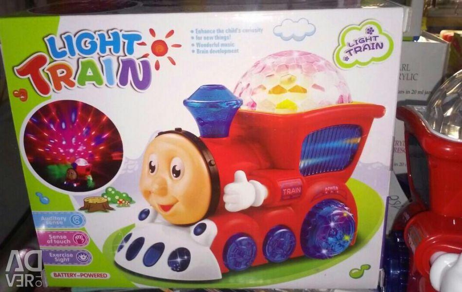 Thomas trenul