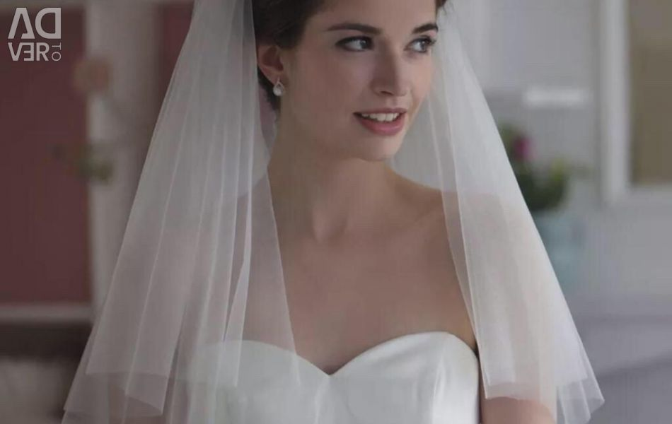 New Veil Available in Ivory Color
