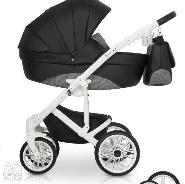 Baby stroller Expander Xenon