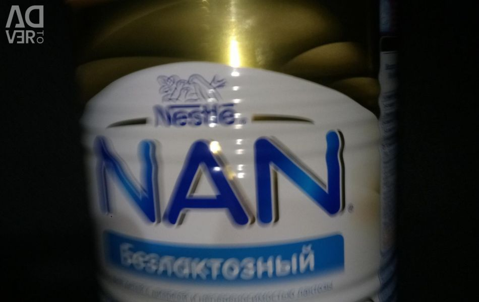 Nan-lactose-free and many others