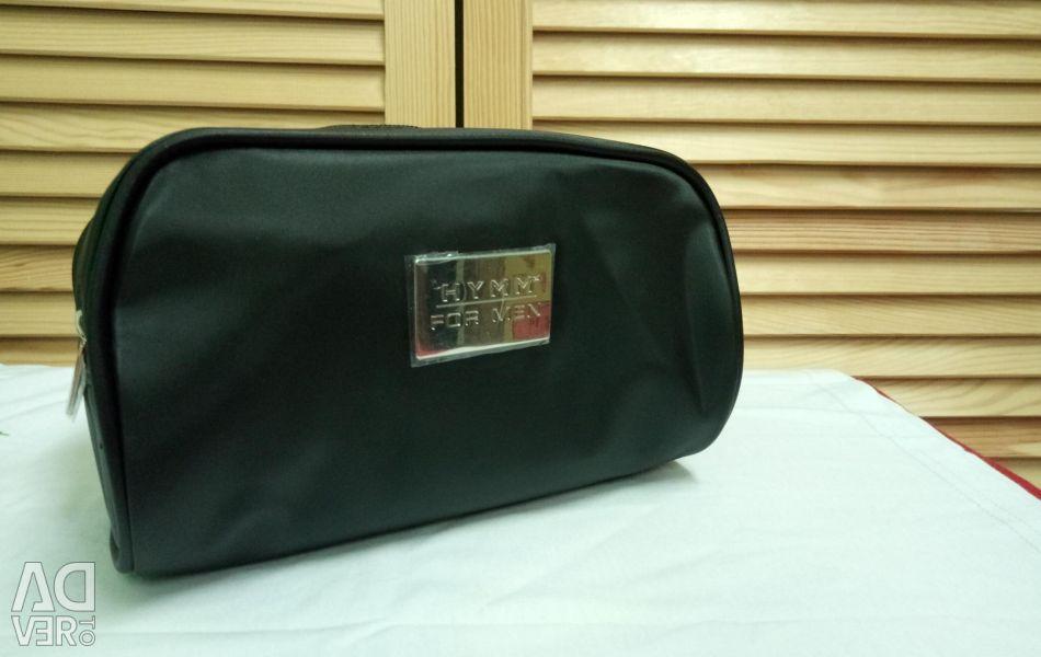 Καλλυντική τσάντα ανδρών