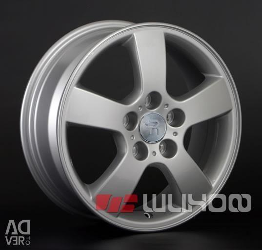 Колесные диски Replay Renault (RN70) 6.5x16 PCD 5x114.3 ET 50 DIA 66.10 S