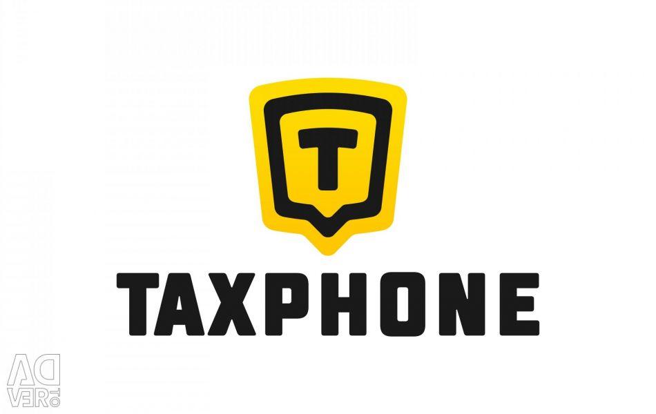 Șofer de taxi cu mașină privată