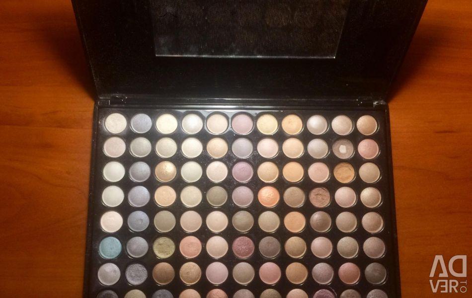 A palette of shadows 88 shades