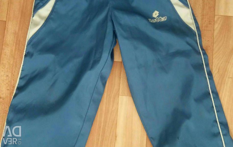 Çocuk spor pantolonları