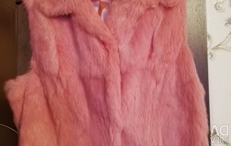 Γούνινο γιλέκο
