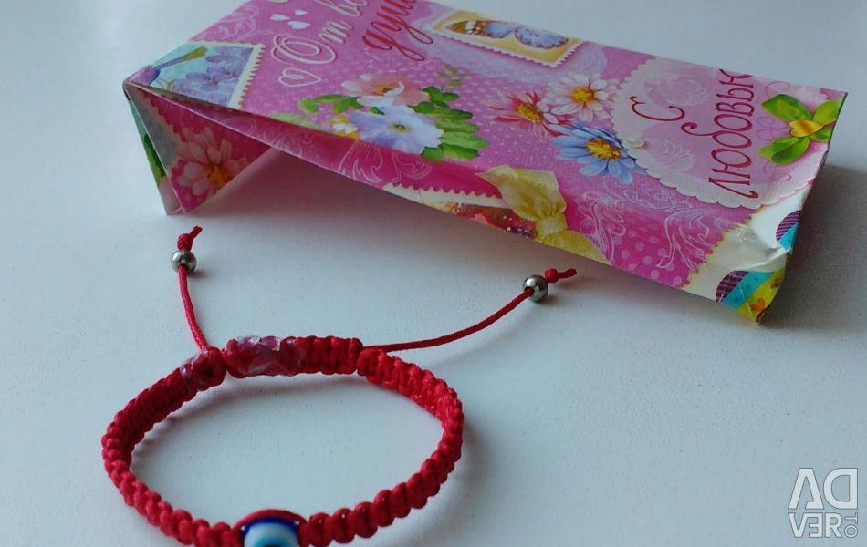 Bracelet against the evil eye