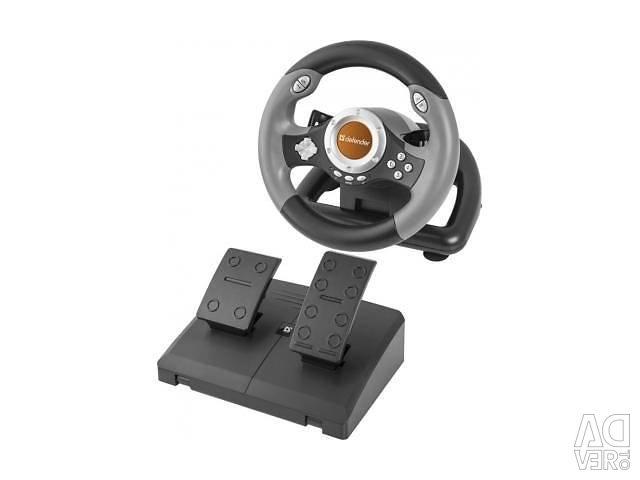 Πρόκληση Mini LE Gaming Wheel Spielsteuer