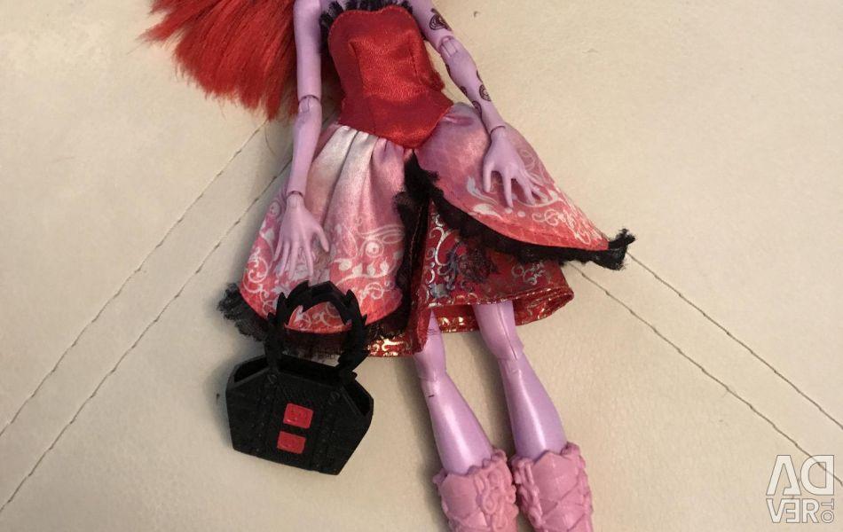 Monster high doll monster high