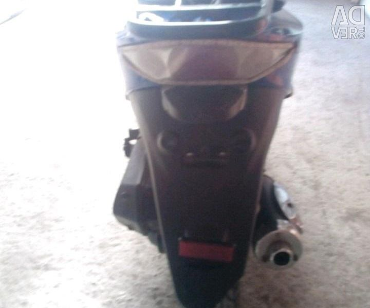 YOUR scooter will exchange for YOUR equipment and electronics