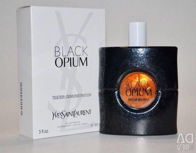 Тестер Yves Saint Laurent Black Opium 90мл