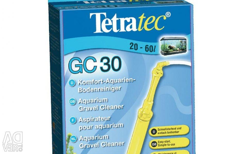 Tetratec GC - грунтоочістітель для акваріума