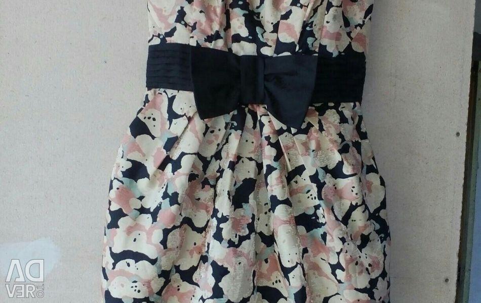 A new elegant dress.