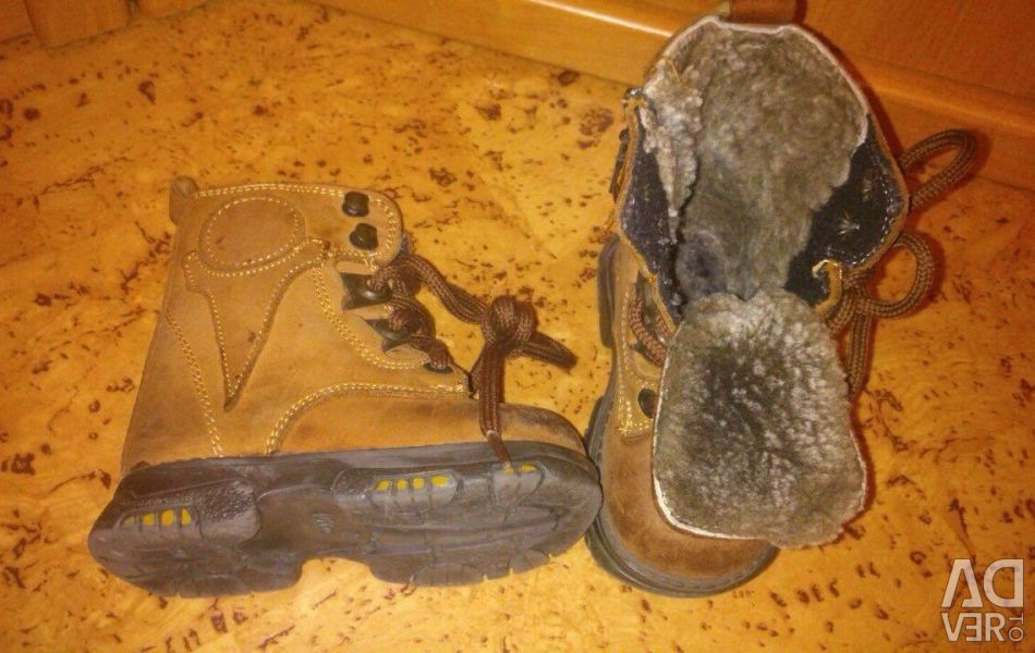 Boots winter 21 size