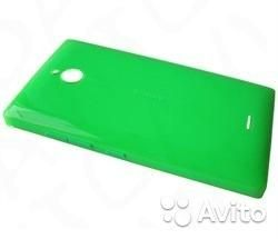 Nokia X2 back panel