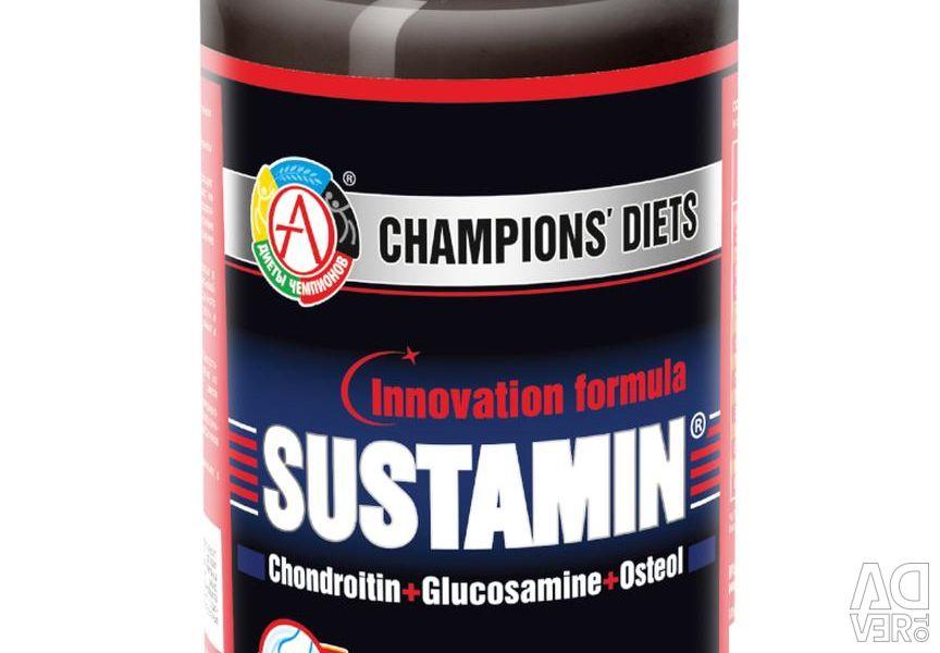 Sustamin SUSTAMIN® Academy-T 180 capsules