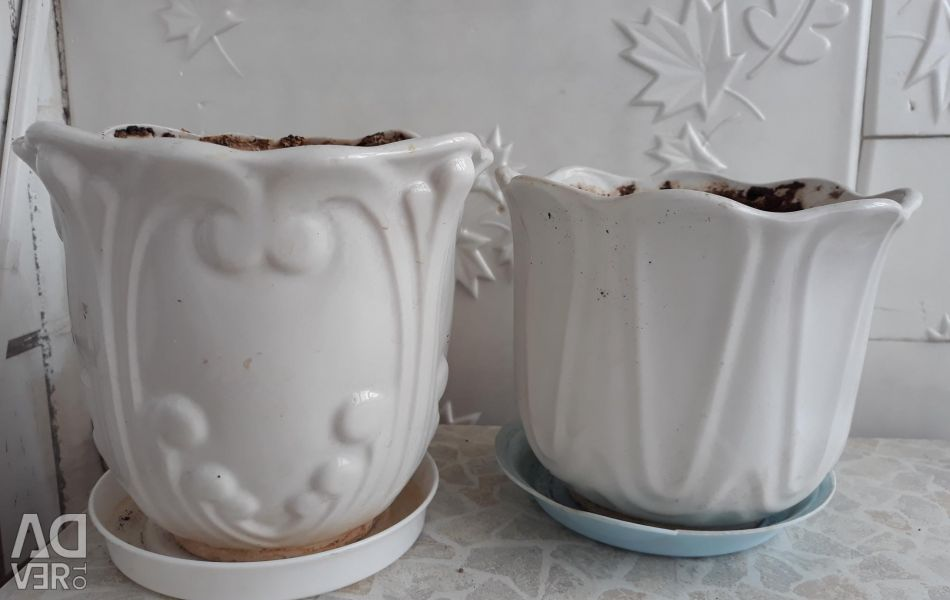 Pots pottery