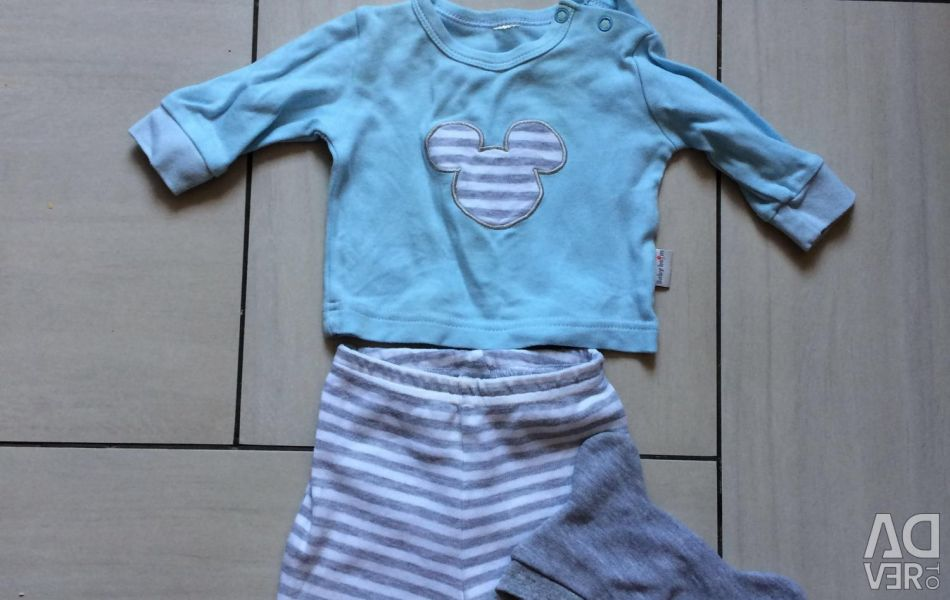 Kit for newborn