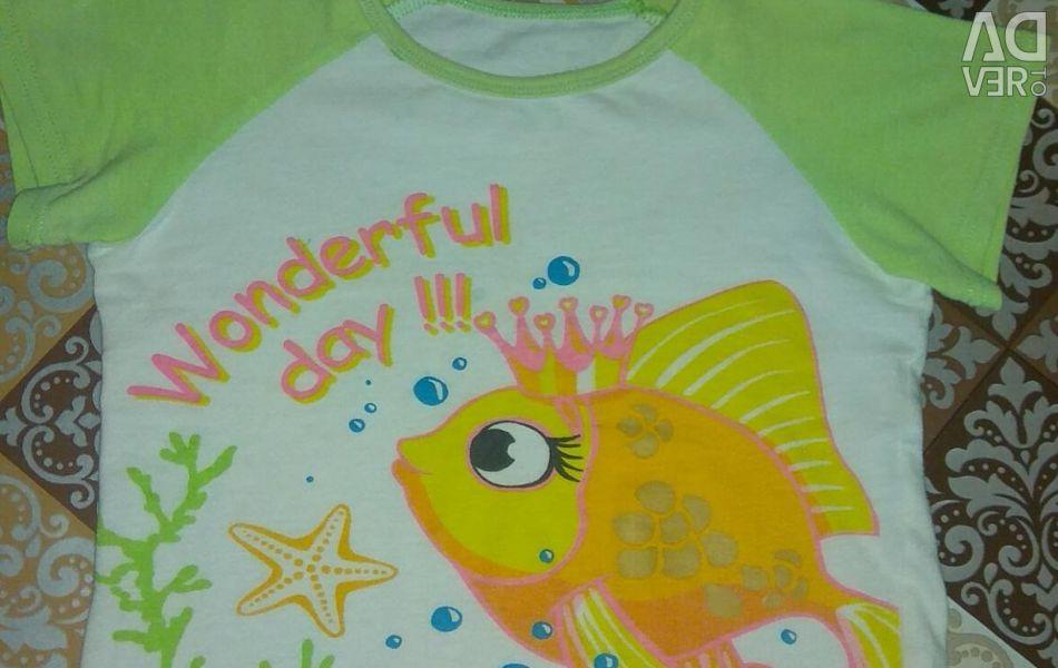 T-shirt 👕 για 👧