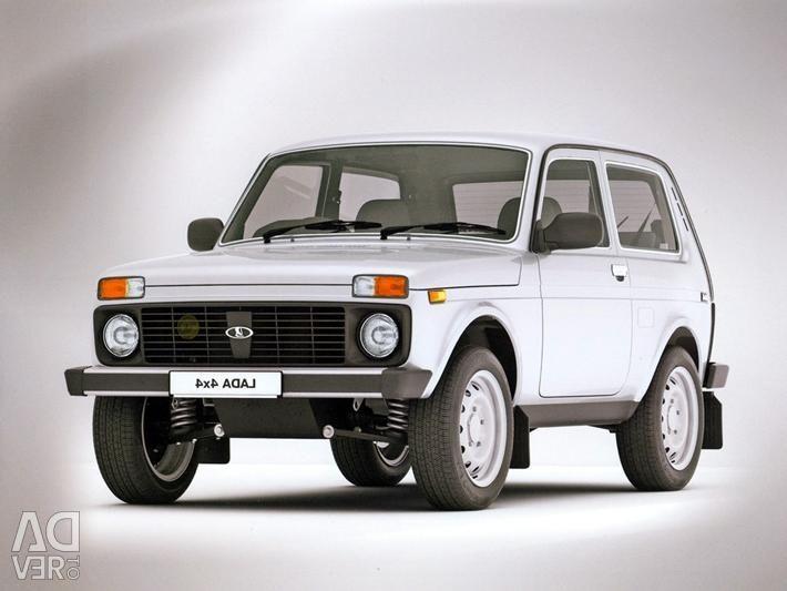 VAZ 2131 araba alalım