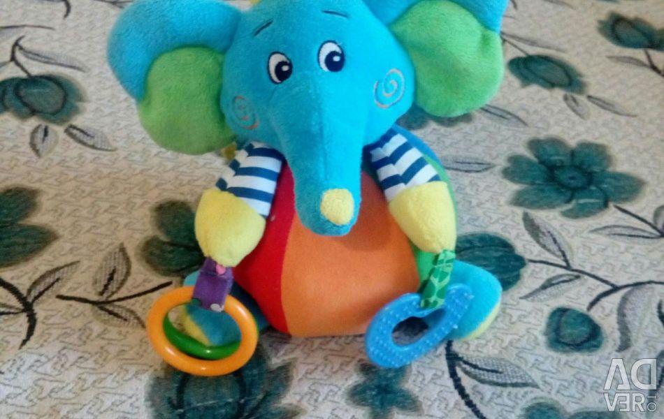 Evolving elephant