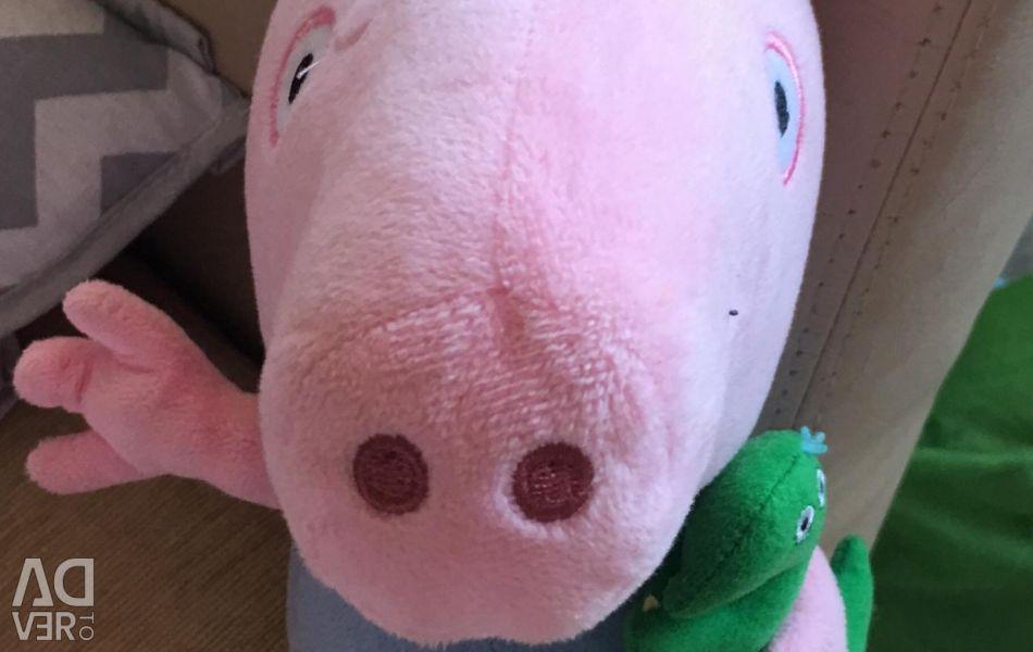 Pig Pepa George