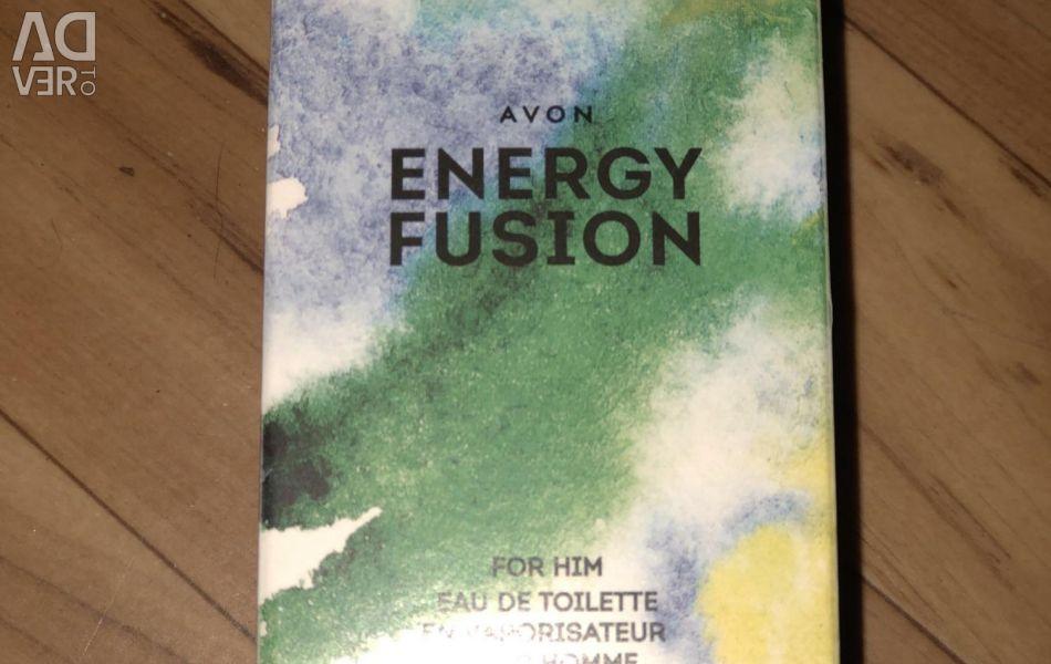 Avon enerji füzyonu