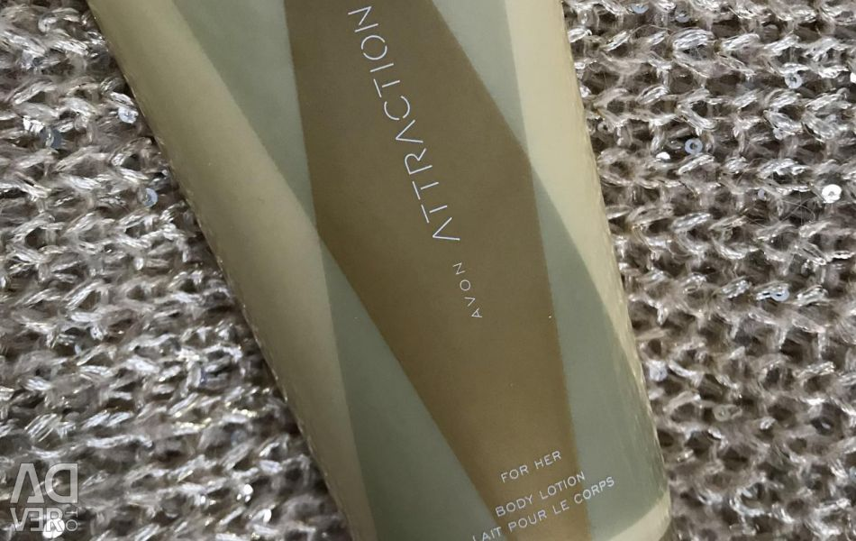 Perfumed Body Lotion ATTRACTION 150 ml