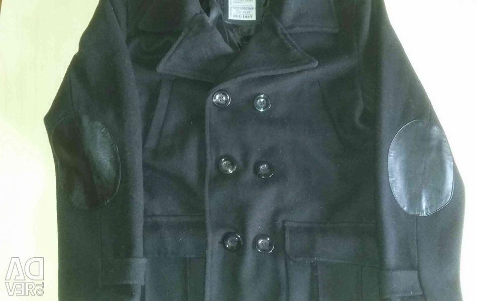 Draped Short Coat