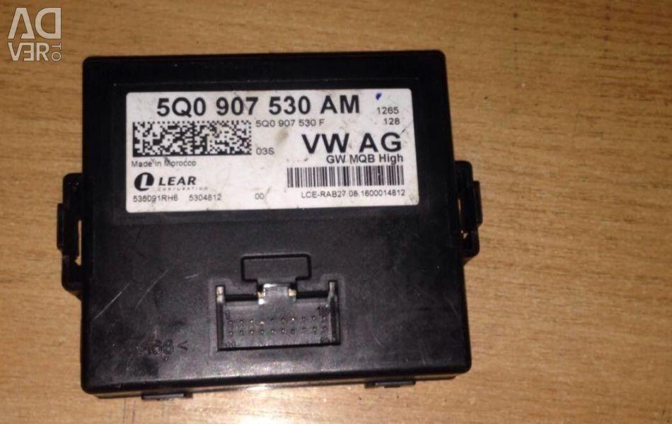 Block electronic Volkswagen Passat B8 5Q907530AM