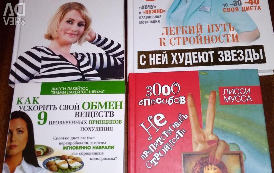 Книги о похудении тренинги