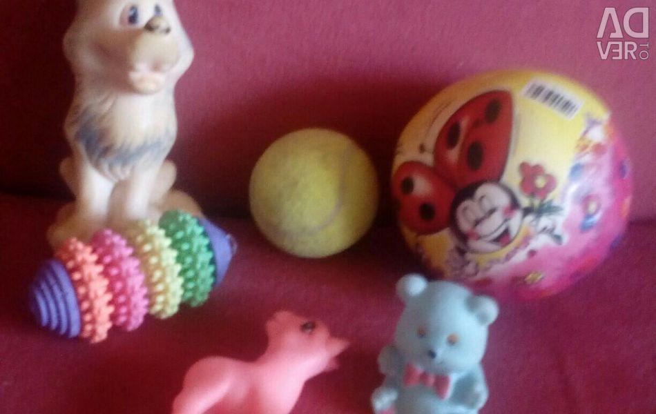 Jucării pentru câini pachet