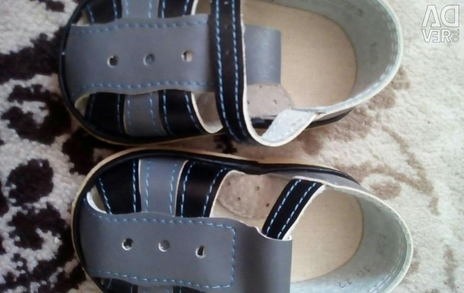 I will sell sandals