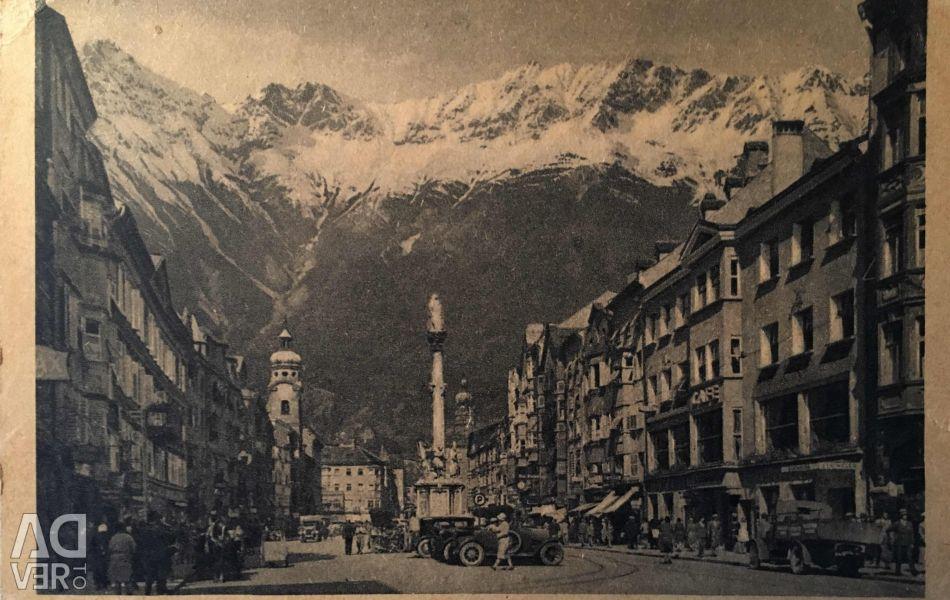 Vintage Postcard from Switzerland