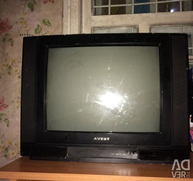 Телевизоры работает
