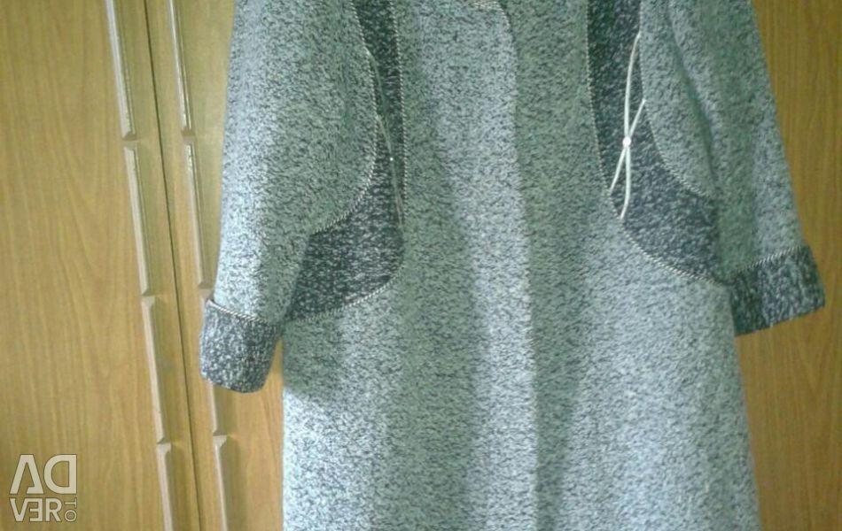Παλτό άνοιξη-φθινόπωρο ρ.54, ανταλλαγή