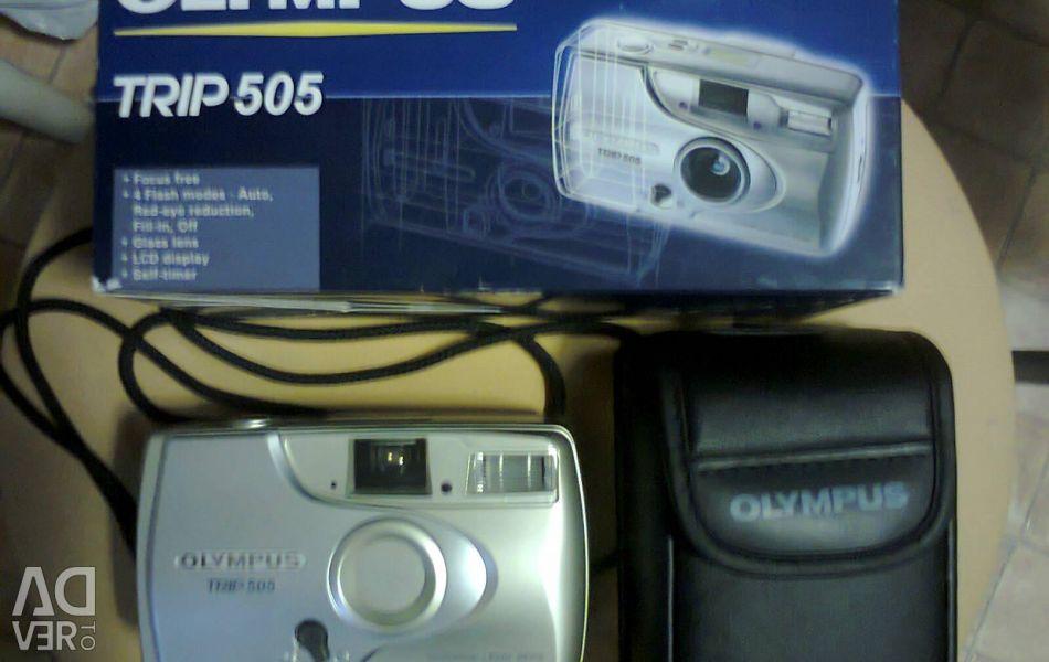 Φωτογραφική μηχανή OLYMPUS TRIP 505